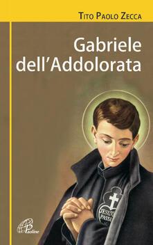Daddyswing.es Gabriele dell'Addolorata (1838-1862). Una resa senza condizioni. Biografia di san Gabriele dell'Addolorata. Ediz. illustrata Image