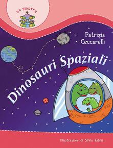 Milanospringparade.it Dinosauri spaziali. Ediz. illustrata Image
