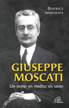 Antondemarirreguera.es Giuseppe Moscati. Un uomo, un medico, un santo Image