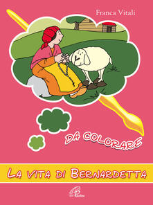 Equilibrifestival.it La vita di Bernardetta da colorare Image