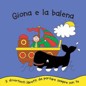 Foto Cover di Giona e la balena. Con gadget, Libro di  edito da Paoline Editoriale Libri