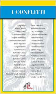 Foto Cover di I conflitti, Libro di  edito da Paoline Editoriale Libri