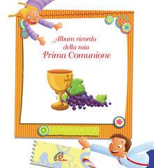 Listadelpopolo.it Album ricordo della mia prima comunione. Ediz. illustrata Image