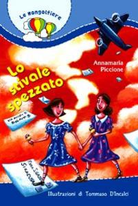 Libro Lo stivale spezzato Annamaria Piccione