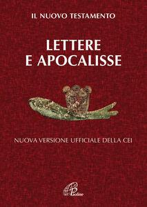 Libro Lettere e Apocalisse