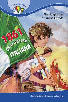 Antondemarirreguera.es 1861. Un'avventura italiana Image
