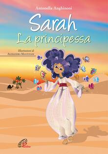 Promoartpalermo.it Sarah. La principessa. Ediz. illustrata Image