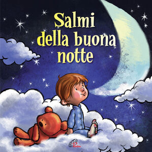 Libro Salmi della buona notte