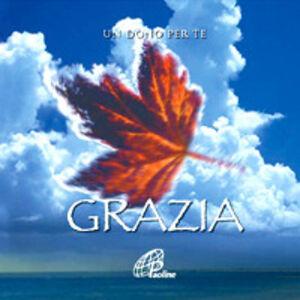 Foto Cover di Grazia. Con gadget, Libro di  edito da Paoline Editoriale Libri