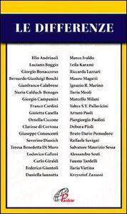 Foto Cover di Le differenze, Libro di  edito da Paoline Editoriale Libri