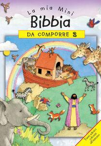 Libro La mia mini Bibbia da comporre. Con adesivi. Vol. 2 Sally Ann Wright