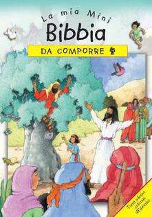 Squillogame.it La mia mini Bibbia da comporre. Con adesivi. Vol. 4 Image