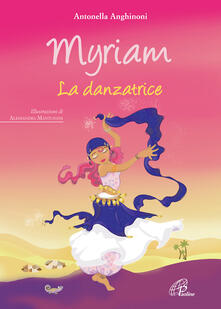 Tegliowinterrun.it Myriam. La danzatrice Image