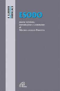 Libro Esodo Michelangelo Priotto