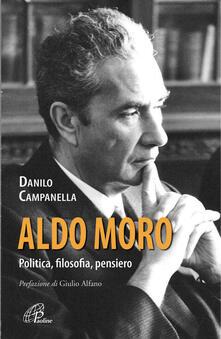 Capturtokyoedition.it Aldo Moro. Politica, filosofia, pensiero Image