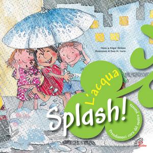 Libro Splash! L'acqua Núria Jiménez , Empar Jiménez