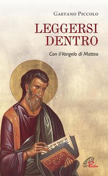 Leggersi dentro. Con il Vangelo di Matteo.pdf