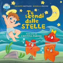 Premioquesti.it Tu scendi dalle stelle letto da Cristina Parodi. Ediz. illustrata. Con CD-ROM Image