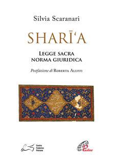 Festivalpatudocanario.es Shari'a. Legge sacra, norma giuridica Image