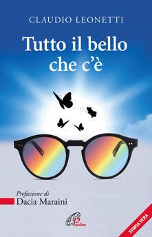 Tutto il bello che c'è - Claudio Leonetti - copertina