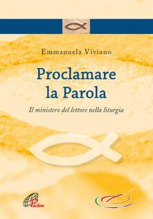 Proclamare la parola. Il ministero del lettore nella liturgia.pdf