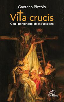 Antondemarirreguera.es Vita crucis. Con i personaggi della Passione Image