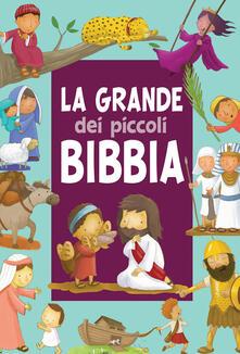Cefalufilmfestival.it La grande Bibbia dei piccoli. Ediz. a colori Image