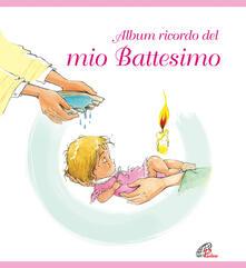Lpgcsostenible.es Album ricordo del mio battesimo. Rosa Image