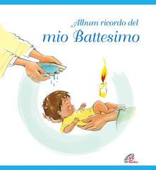 Voluntariadobaleares2014.es Album ricordo del mio battesimo. Azzurro Image