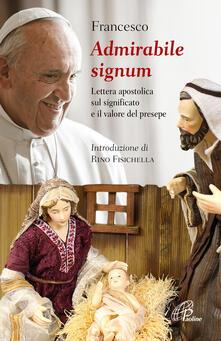 Lpgcsostenible.es «Admirabile signum». Lettera apostolica sul significato e il valore del presepe Image