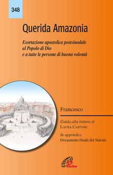 Grandtoureventi.it «Querida Amazonia». Esortazione apostolica postsinodale al popolo di Dio e a tutte le persone di buona volontà Image
