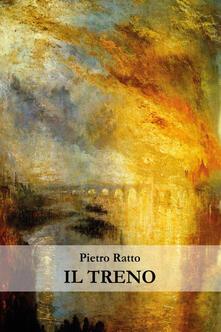 Il treno - Pietro Ratto - copertina