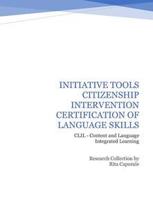 Initiative tools citizenship intervention certification of language skills