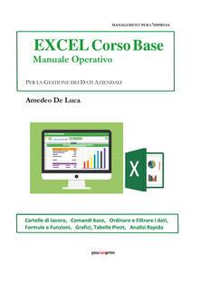 Recuperandoiltempo.it Excel corso base. Manuale operativo Image