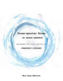 Three-Quarter Blues