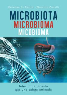 Osteriacasadimare.it Microbiota microbioma micobioma. Intestino efficiente per una salute ottimale Image