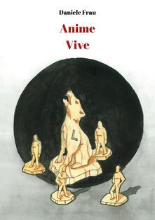 Anime vive - Daniele Frau - copertina