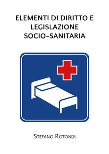 Steamcon.it Elementi di diritto e legislazione socio-sanitaria Image