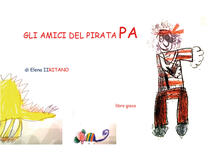 Gli amici del Pirata Pa. Ediz. illustrata - Elena Iiritano - copertina