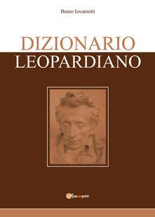 Tegliowinterrun.it Dizionario leopardiano Image