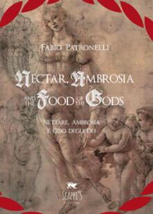 Antondemarirreguera.es Nectar, Ambrosia and the food of the gods-Nèttare, ambrosia e cibo degli dei Image