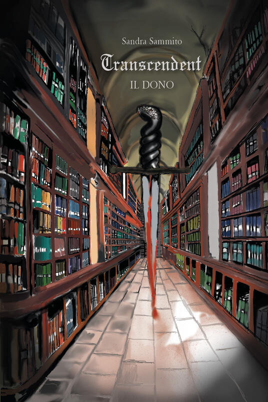 Il dono. Transcendent - Sandra Sammito - copertina