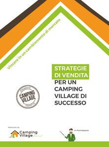 Filippodegasperi.it Strategie di vendita per un camping village di successo Image
