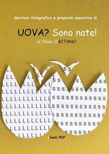 Servizio fotografico e proposte operative di «Uova? Sono nate!» - Elena Iiritano - ebook