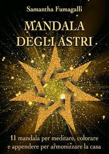Mandala degli astri - Samantha Fumagalli - ebook