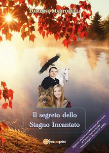 Il segreto dello stagno incantato - Damiano Martorelli - copertina