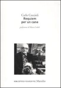 Libro Requiem per un cane Carlo Coccioli