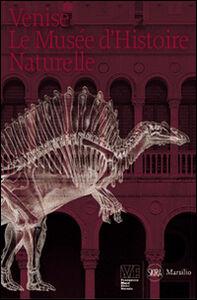 Libro Venise. Le Musée d'histoire naturelle