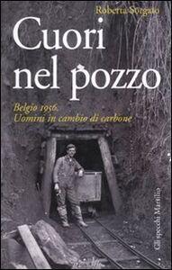 Foto Cover di Cuori nel pozzo. Belgio 1956. Uomini in cambio di carbone, Libro di Roberta Sorgato, edito da Marsilio