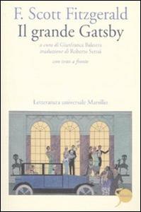 Libro Il grande Gatsby. Con testo inglese a fronte Francis Scott Fitzgerald